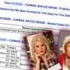 Женщина, которой угрожал Крис Браун, оказалась воровкой