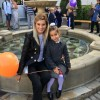 Ксения Бородина отправила дочь в первый класс