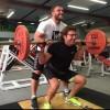 Андрей Малахов  истязает себя в спортзале после отпуска