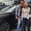 Дана Борисова получила в подарок автомобиль