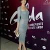 Наталия Орейро шокировала «голым» платьем