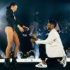 Танцовщица Бейонсе получила предложение руки и сердца во время концерта в Сэйнт Луисе