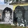 Фанаты Дмитрия Нагиева сделали ему подарок в виде нового граффити