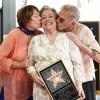 Кэти Бейтс удостоена именной звёзды на голливудской Аллее славы