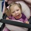 Дочь певца Данко с ДЦП научилась смеяться