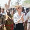 Эмма Уотсон призывает покончить с подростковыми браками в Африке