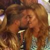 Линдси Лохан целовалась со своим греческим другом-ресторатором