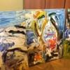Русский музей вернул Васильевой ее картины.. в мешке