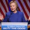 Хиллари Клинтон впервые после проигрыша Трампу выступила на публике
