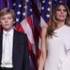 Мелания Трамп собралась подать в суд на обидчиков своего сына