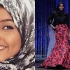 Участница Мисс Миннесота США Халима Аден вышла на сцену в хиджабе