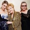 Актриса Билли Лурд прервала молчание и прокомментировала смерть мамы Кэрри Фишер и бабушки Дэбби Рейнольдс
