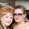 Кэрри Фишер похоронят рядом с мамой