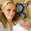 Молли Симс родила третьего ребёнка