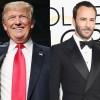 Дональд Трамп о нежелании Тома Форда одевать первую леди Меланию: «Ей вообще не нравится его одежда»