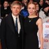 По-английски: Фримен рассказал о «цивилизованном» расставании с Аббингтон