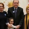 Линдси Лохан побывала в гостях у президента Турции