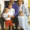 Принцы Уильям и Гарри хотят установить памятник своей матери