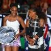 Серена Уильямс победила свою сестру Винус в финале теннисного турнира