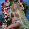 Фото беременной Бейонсе стало основой для интернет-креатива