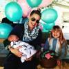 Пинк не считает набранные во время беременности килограммы «лишним весом»
