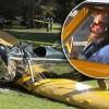 Харрисон Форд снова пострадал в авиакрушении