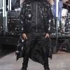 «Самый красивый преступник» Джереми Микс дебютировал на Неделе моды в Нью-Йорке
