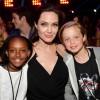Джоли мечтает усыновить еще детей после развода с Питтом