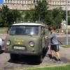 Том Хэнкс отправляется в путешествие на российском автомобиле УАЗ-452