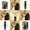 Голая и золотая: Пэрис Хилтон полностью обнажилась для рекламы аромата