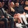 Бритни Спирс поддержала сестру своего бойфренда на модном показе