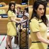 Беременная Амаль Клуни пугает окружающих своей худобой