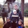 Иванка Трамп с детьми посетила зоопарк в Вашингтоне