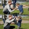 Принц Гарри готовится к появлению ребенка