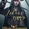 Джонни Депп в образе капитана Джека Воробья порадовал посетителей Диснейленда