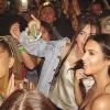 Ким Кардашьян раскритиковали за пост сочувствия Ариане Гранде