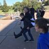 Дети Илона Маска обожают Эмбер Херд