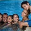 Дженнифер Лопес и Алекс Родригез провели выходные с детьми