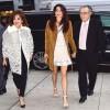 Родители Амаль Клуни рассказали о её новорожденных близнецах