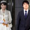 Японская принцесса Мако и ее жених Кей Комуро отложили помолвку из-за непогоды
