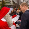 Что попросил у Санта-Клауса принц Джордж?