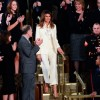 Мелания Трамп отказалась сопровождать супруга на выступлении в Конгрессе