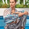 Алисия Викандер рассказала про мужа Майкла Фассбендера в новом выпуске Vogue