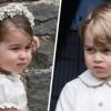 Принц Джордж и принцесса Шарлотта понесут цветы к алтарю на свадьбе Меган Маркл и принца Гарри