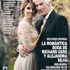 Ричард Гир и Алехандра Сильва сыграли свадьбу