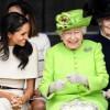 Меган Маркл стала любимицей королевы Елизаветы II