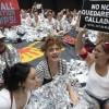Сьюзан Сарандон арестовали на митинге