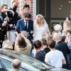 Ванесса Паради впервые вышла замуж
