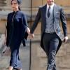 Сколько стоит платье Виктории Бекхэм со свадьбы принца Гарри и Меган Маркл?