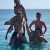 Как проводит отпуск семейство Бекхэм?